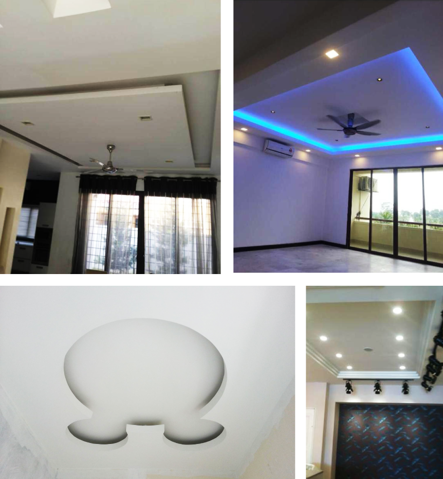Plaster Ceiling Contractor